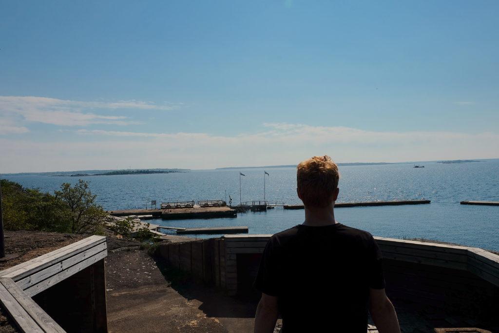 Utsikten över Skärgården Säljö